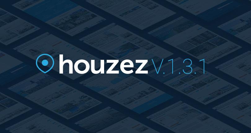 Houzez v1.3.1 – Changelog