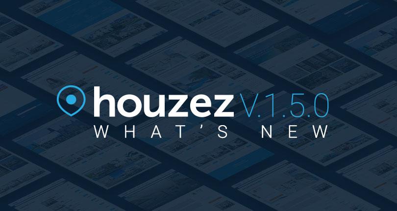 Houzez v.1.5.0 – What's new?