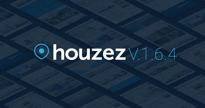 Houzez v.1.6.4 – The Latest Houzez Update